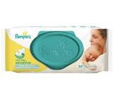 Pampers New Baby Sensitive vlhčené ubrousky 54 kusů