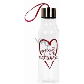 Albi Cestovné fľaša Najlepšie mamička 650 ml