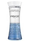 Payot Les Demaquillantes Instantané Yeux dvojfázová starostlivosť na odstránenie vodeodolného nalíčenie s výťažkami z malín 125 ml