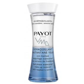 Payot Les Demaquillantes Démaquillant Instantané Yeux dvojfázová starostlivosť na odstránenie vodeodolného nalíčenie s výťažkami z malín 125 ml
