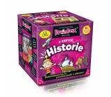 Albi V kocke! História desaťminútová hra na precvičenie pamäti a vedomostí odporúčaný vek 8+