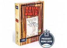 Albi Bang! dobrodružná kartová hra