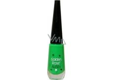 Golden Rose Nail Art zdobiace lak na nechty odtieň 104 7,5 ml