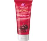 Dermacol Aroma Ritual Černá třešeň Povzbuzující tělové mléko 200 ml