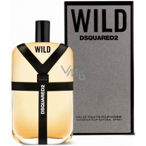 Dsquared2 Wild toaletná voda pre mužov 30 ml