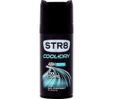Str8 Cool + Dry Cool Escape 48h antiperspirant deodorant sprej pro muže 150 ml