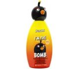 Angry Birds I m The Bomb 2 in1 šampón a sprchový gél pre deti 300 ml