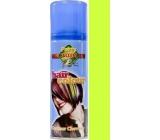 Party Success Hair Colour barevný lak na vlasy neonově žlutý 125 ml