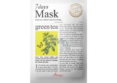 Ariul Zelený čaj antioxidační textilní maska na obličej 20 g