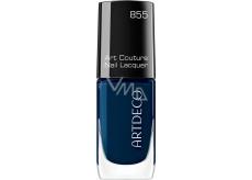Artdeco Art Couture Nail Lacquer lak na nehty 855 Ink Blue 10 ml