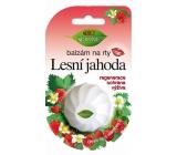 Bion Cosmetic balzam na pery vajíčko Lesné jahoda 6 ml