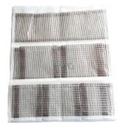 Plastic Vreckár na zavesenie umývateľný veľký 43 x 51cm 4634