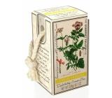 Somerset Toiletry Citrón a Verbena luxusné peelingové mydlo na provázku 230 g