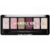Miss Sporty Wonder Eye paletka na oči 100 Frozen Rose 5,34 g