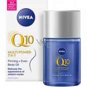 Nivea Q10 Multi Power 7v1 spevňujúci telový olej 100 ml