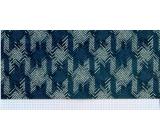 Nekupto Priania obálka na peniaze Modrá 116 x 220 mm