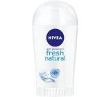 Nivea Fresh Natural deodorant stick pro ženy 40 ml