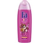 Fa Kids Morská panna sprchový gél 250 ml