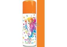Anděl Smývatelný barevný lak na vlasy oranžový 125 ml