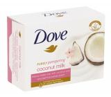 Dove Kokosové mlieko a jazmín toaletné mydlo 100 g