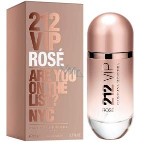 Carolina Herrera 212 VIP Rosé parfémovaná voda pro ženy 50 ml