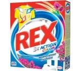 Rex 3x Action Mediterranean Freshness Color prací prostředek na barevné prádlo 4 dávky 300 g