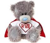 Me to You Medvedík v tričku s nápisom You Are My Hero 14,5 cm
