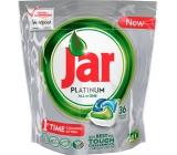 Jar Platinum All in One Green Kapsule do umývačky riadu 36 kusov